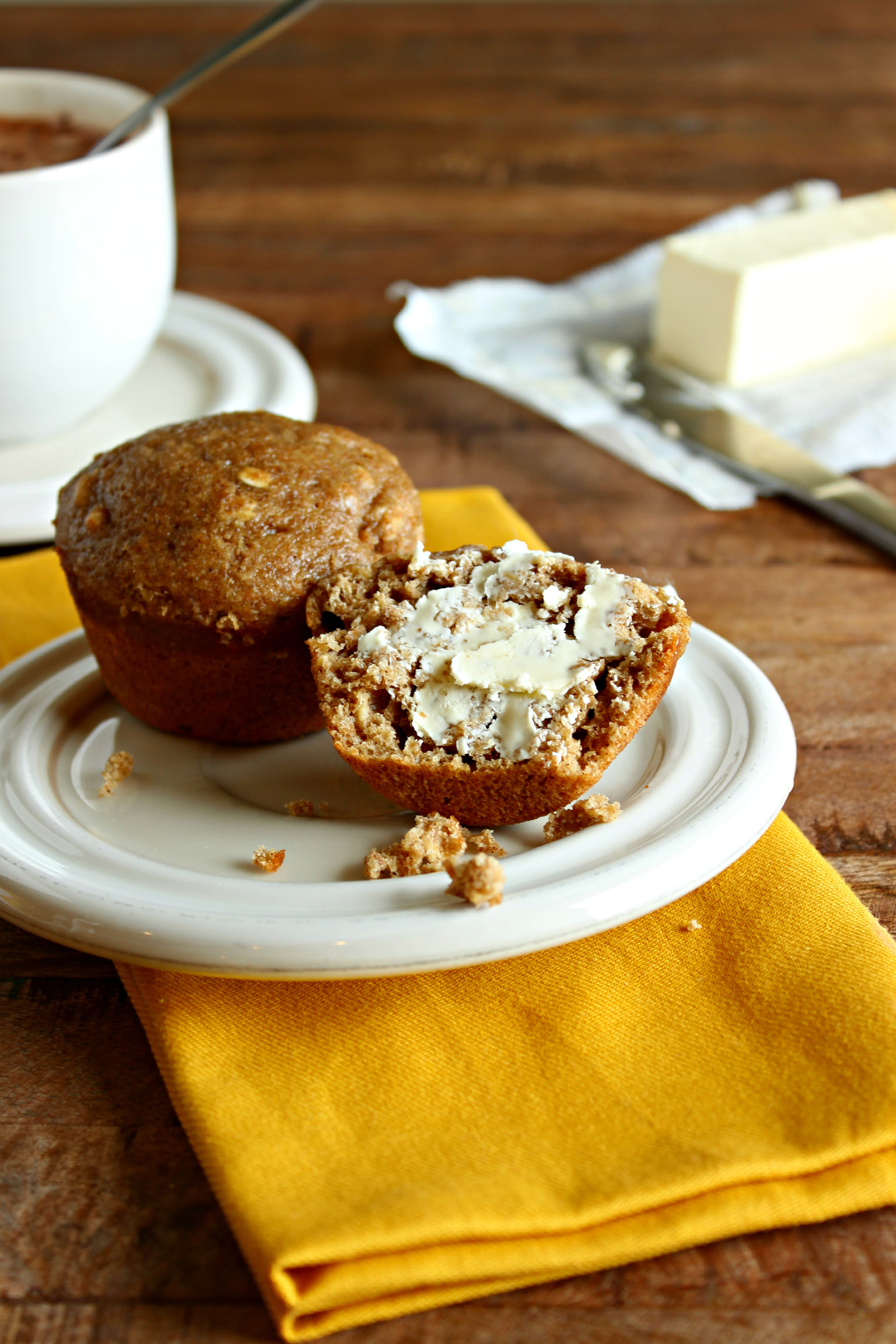 Healthy banana oat muffins chelseas messy apron banana bread muffins forumfinder Images