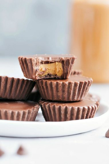 Cookie Butter Crunch Cups