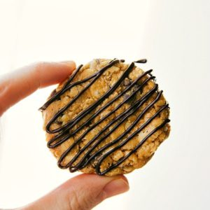 No bake, healthy, and easy breakfast cookies