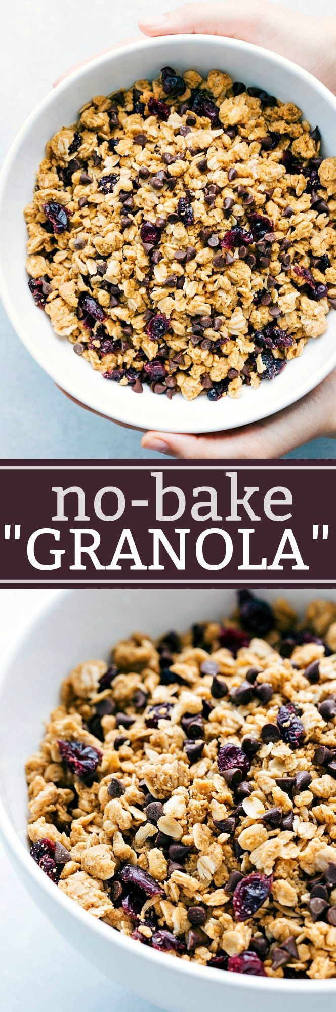 An incredibly easy and no-baking-required