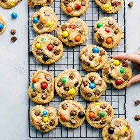 Lemon Cheesecake Cookies (Soft-Baked)