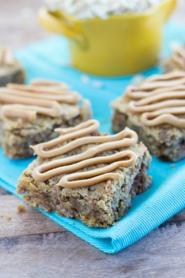 Nature Valley Copycat Peanut Butter Oatmeal Bars