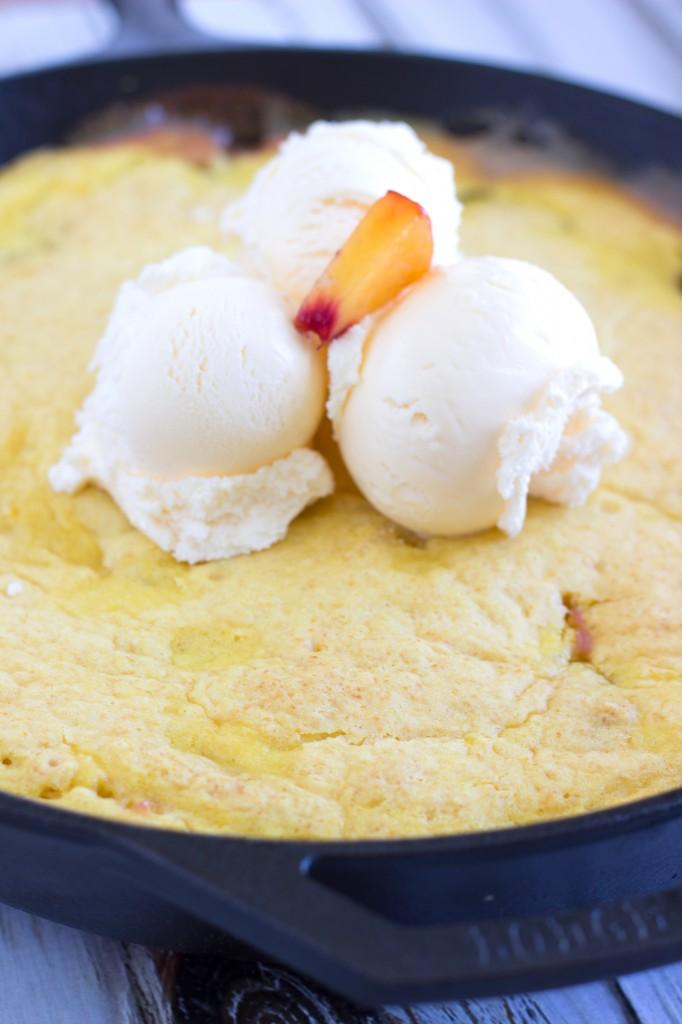Skinny Peach Cobbler Recipe