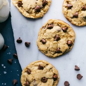 Small Batch Oatmeal Cookies