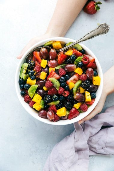 The Best Ever Fruit Salad