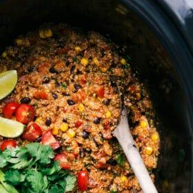 Tex Mex Quinoa