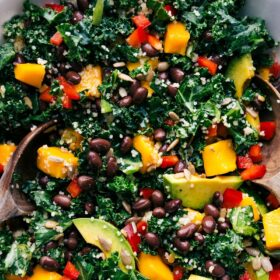 Kale Couscous Salad