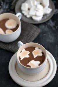 Homemade Halloween Marshmallows
