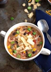 quesadilla soup