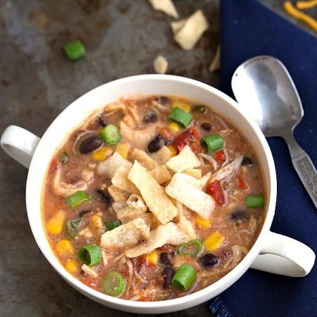 quesadilla soup