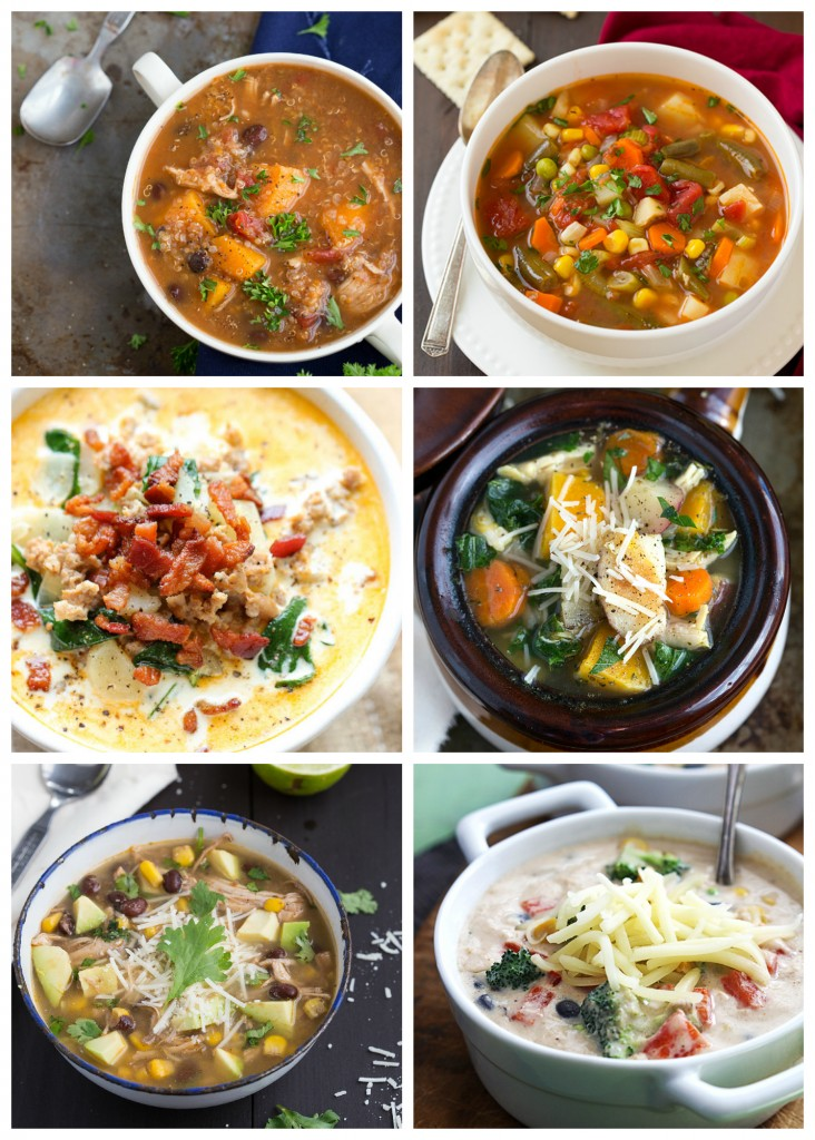 15+ Delicious Soups