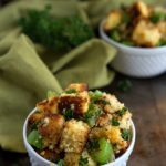 The BEST cornbread dressing ever!