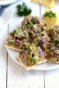 Tuna Salad Bites
