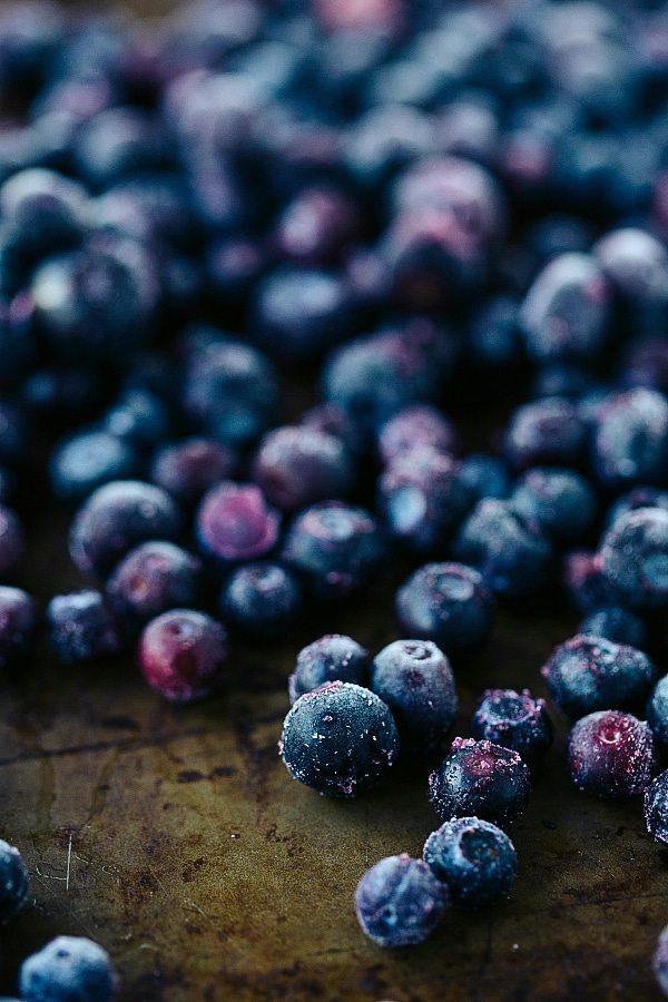 Blueberry Greek-Yogurt Muffins