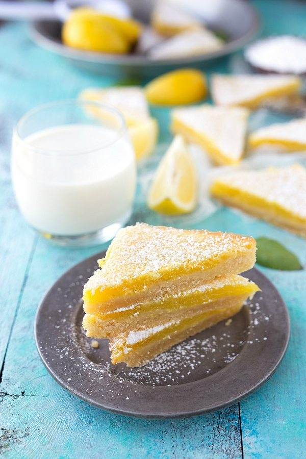 The BEST Lemon Bars - Chelsea's Messy Apron