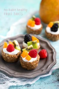 healthy fruit snacks recipe healthy fruit tarts