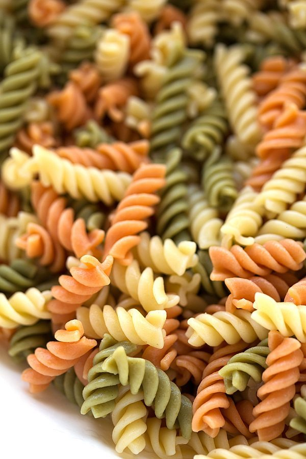 Easy and Healthy Italian Pasta Salad