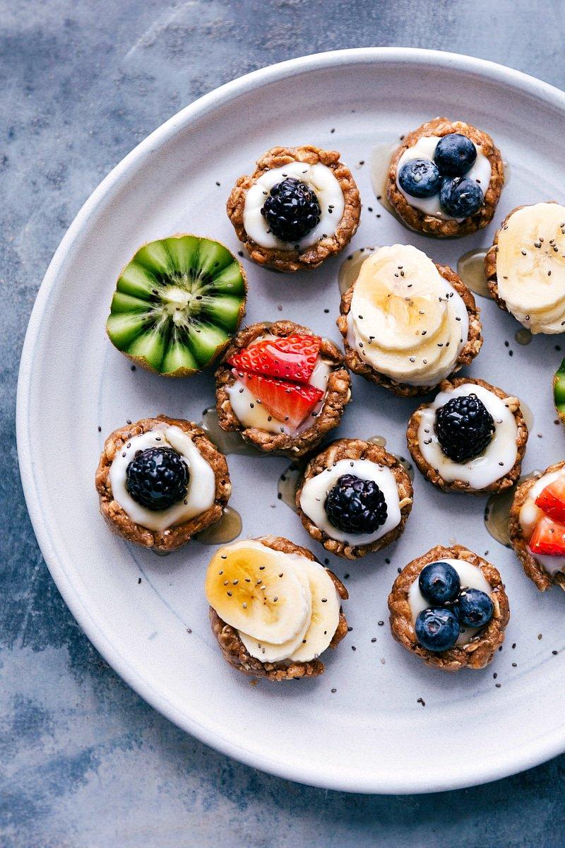 Healthy Fruit Tart