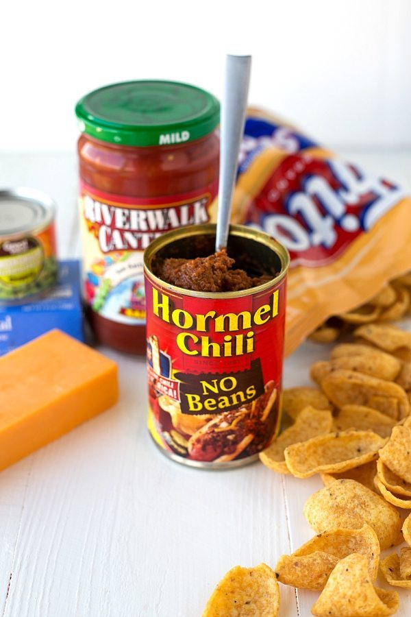 Easy Crockpot Creamy Chili Dip
