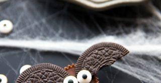 Easy 4-ingredient bat treats for Halloween