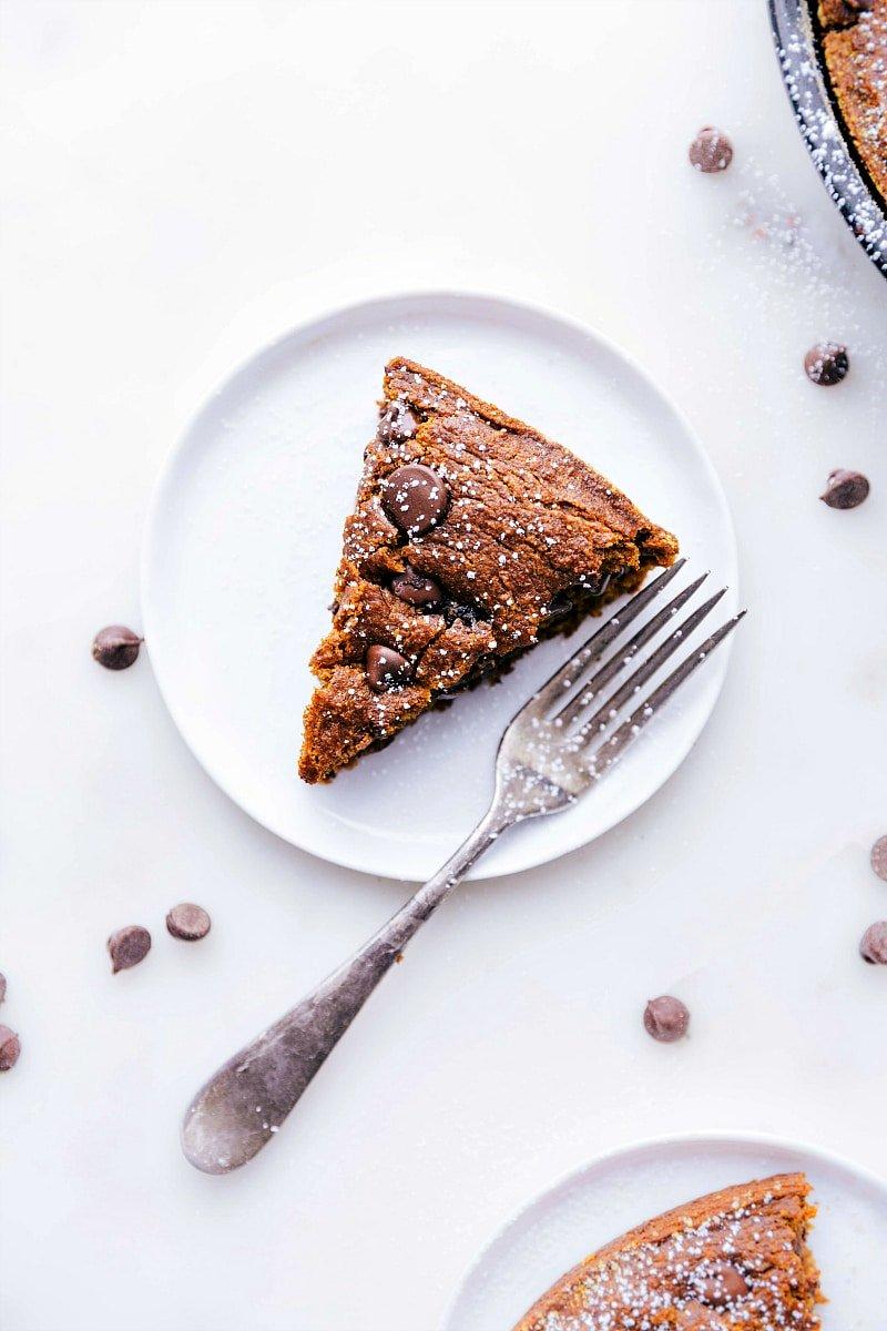 Image of a slice of Gluten-Free Pumpkin Cake