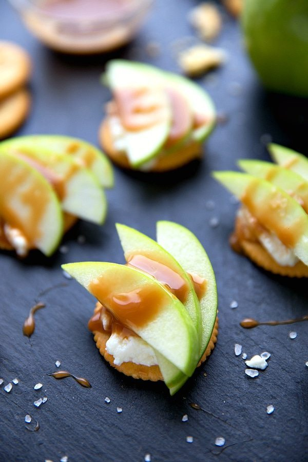 Quick and Easy Cracker Appetizers