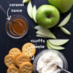 Quick and Easy Thanksgiving Cracker Appetizers