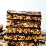 The BEST no bake granola bars