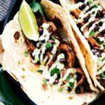 Sweet Pulled Pork Tacos (Cafe Rio CopyCat)