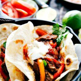 Beef & Potato Tacos