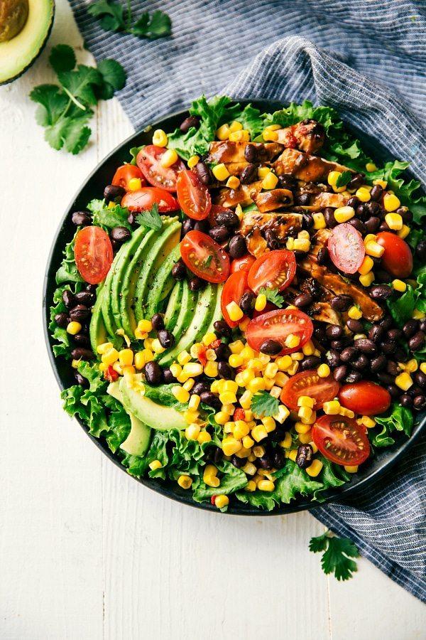 BBQ Chicken Salad3