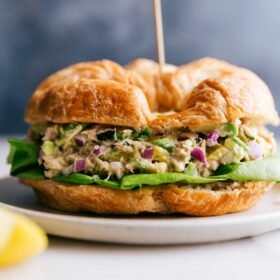The Absolute BEST Tuna Salad