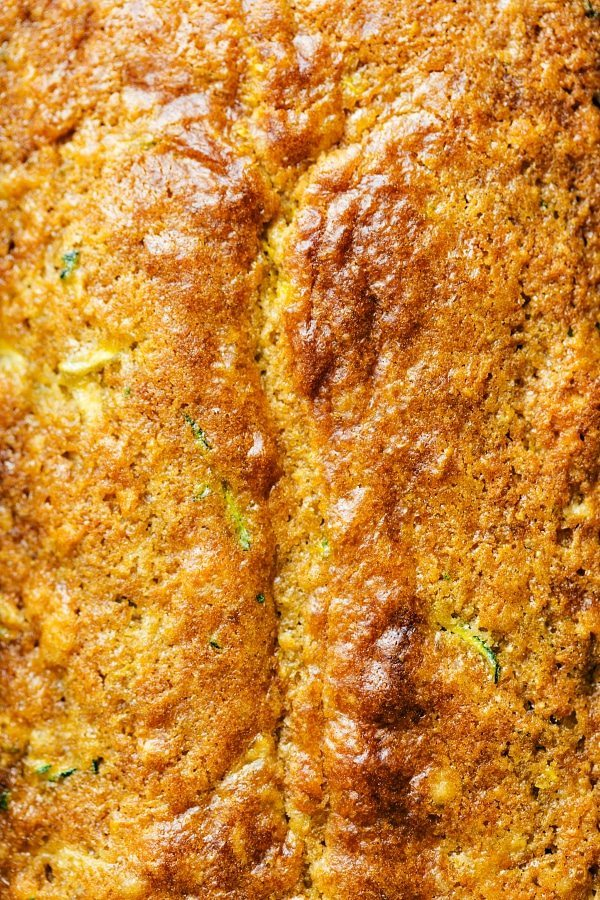 Healthier Lemon GREEK YOGURT Zucchini Bread. Recipe from chelseasmessyapron.com