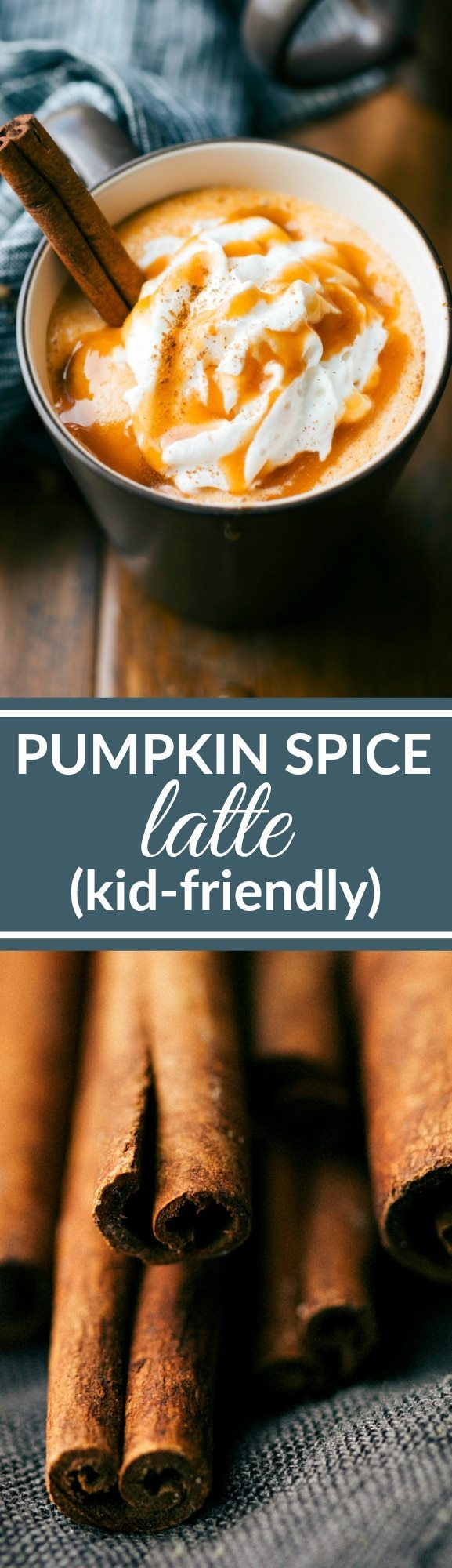 A delicious and easy to make kid-friendly pumpkin spice