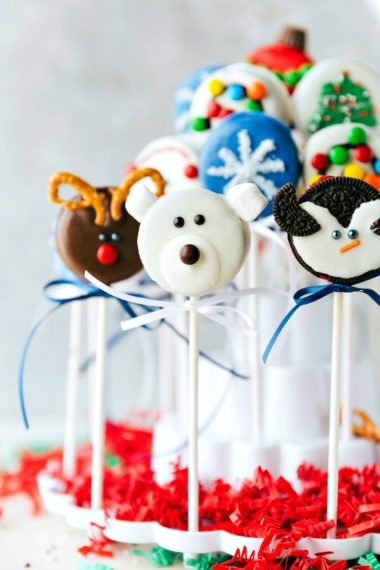 Christmas Oreo Pops #2