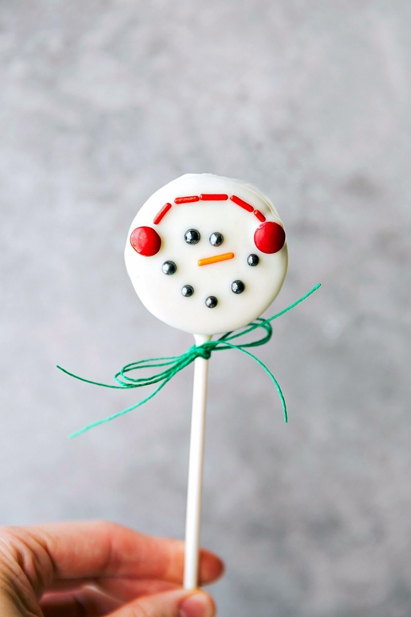 Ornament Cake Pops You Tube