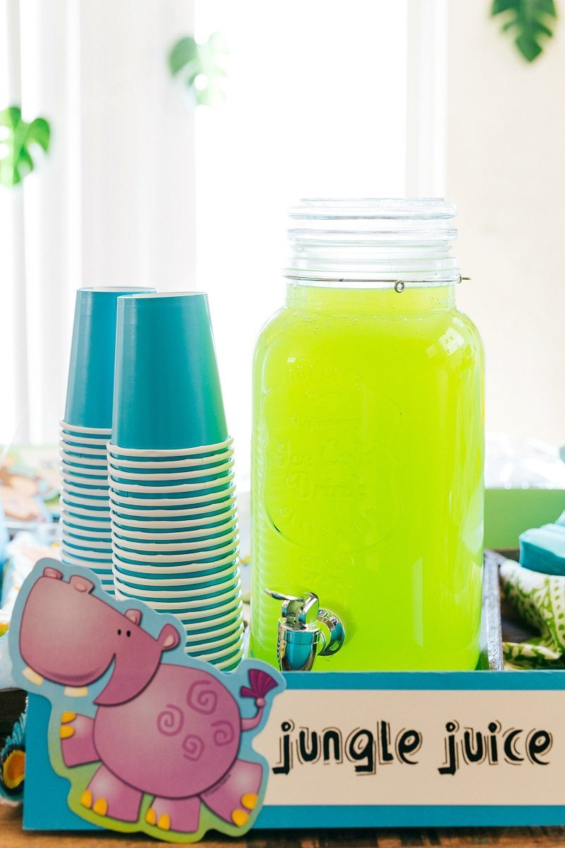 Jungle Party: Jungle Juice