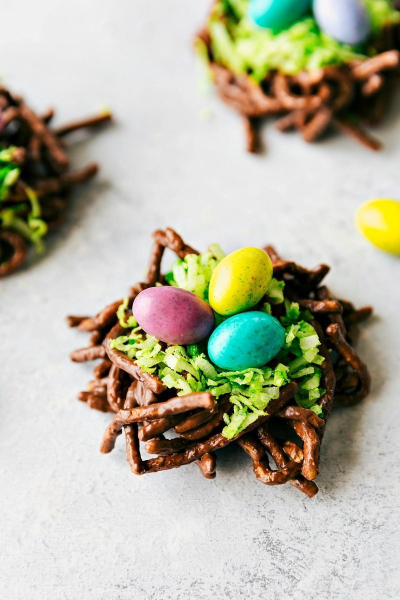 4 Simple Easter Treat Ideas Chelsea S Messy Apron