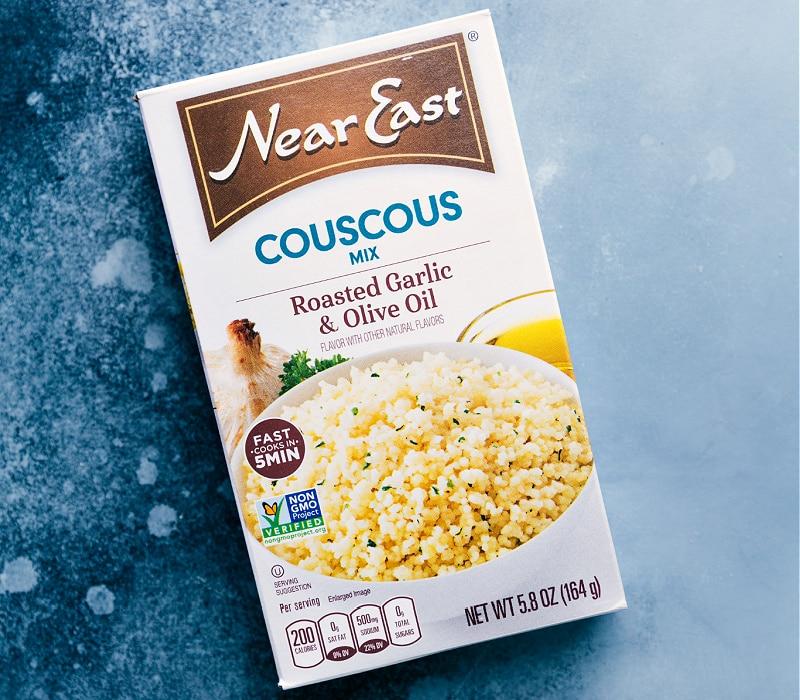 Couscous packaging
