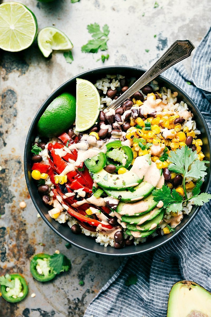 Mexican mixture: tasty and healthy