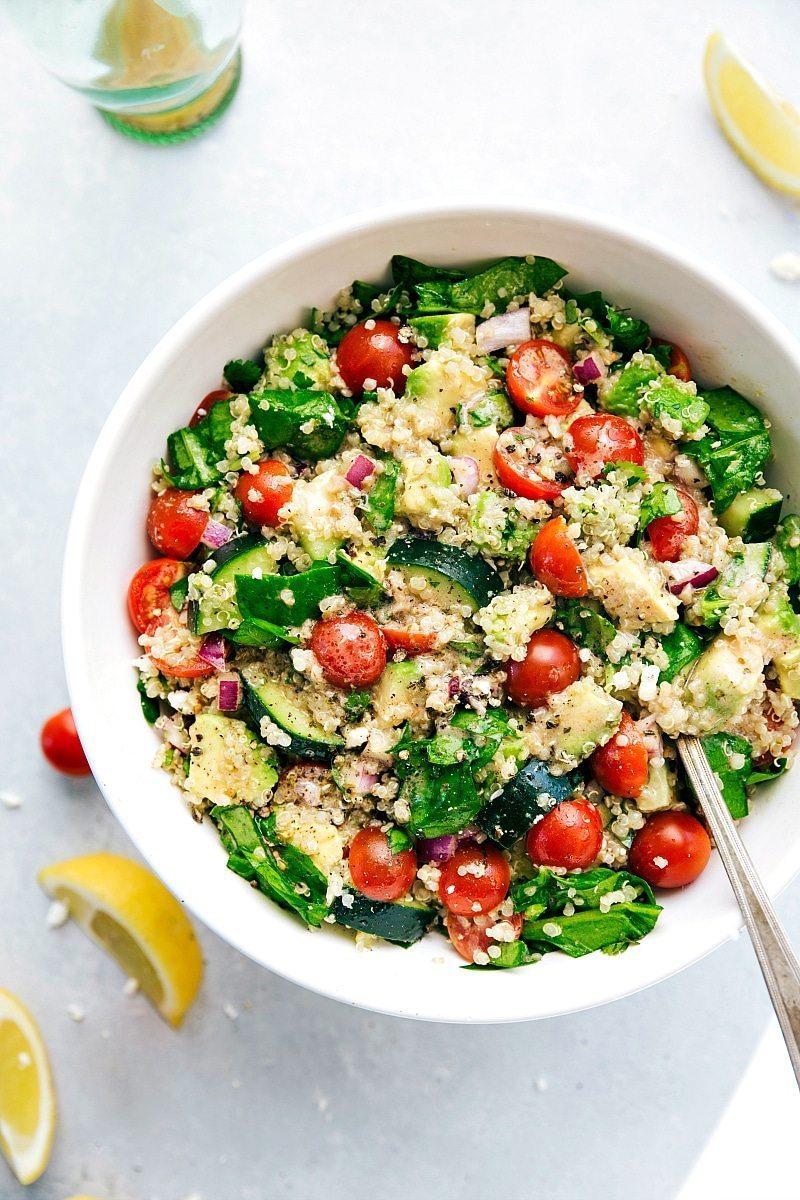 Avocado Quinoa Salad Chelsea S Messy Apron