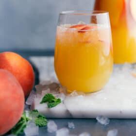 Tart Cherry Daiquiri Mocktail
