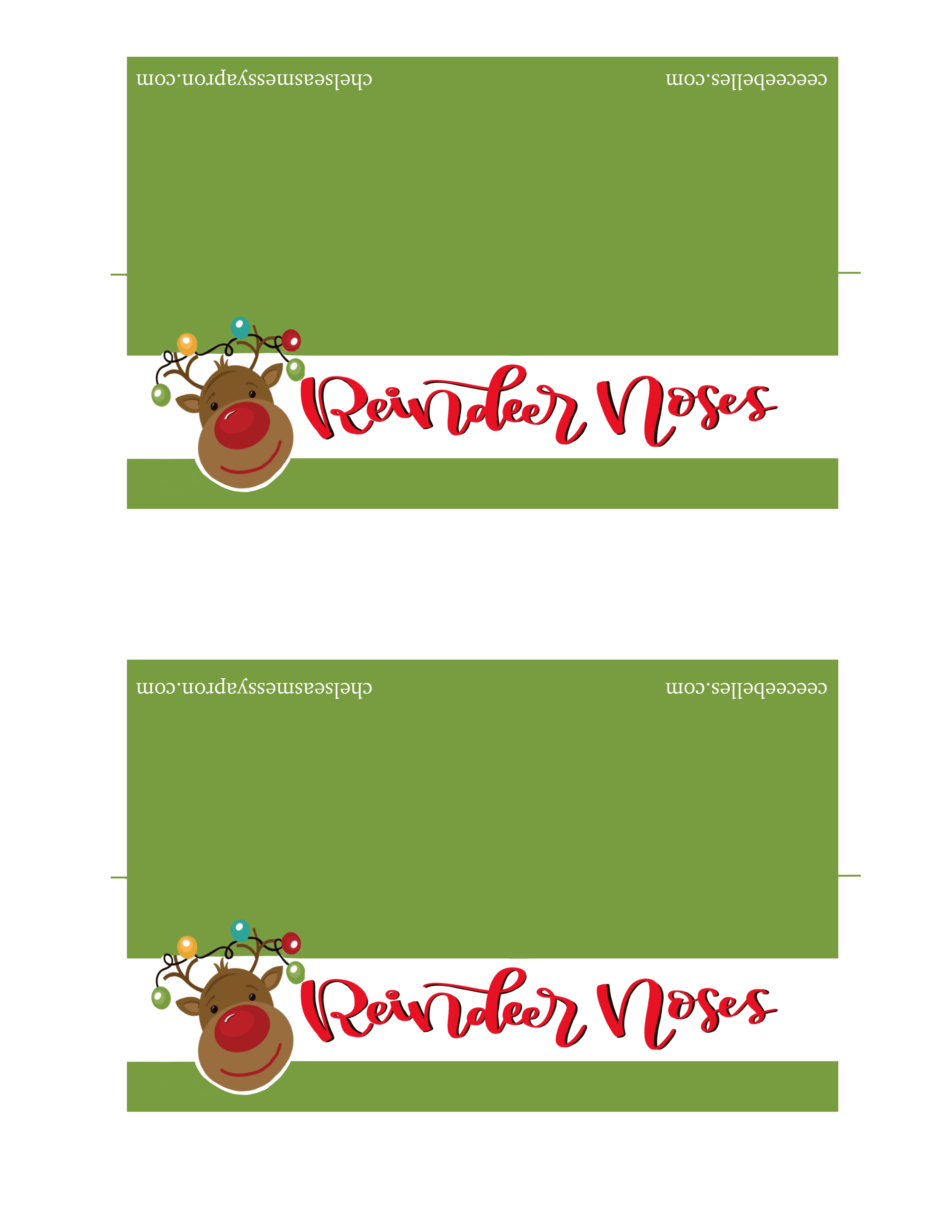 6 easy christmas gifts free printables chelsea u0027s messy apron