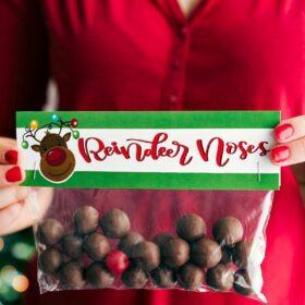 3 Ingredient Christmas Cookies
