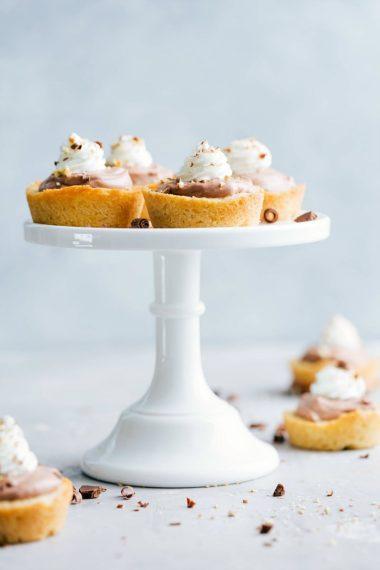Sugar Cookie Turtle Pudding Bites