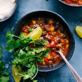 Taco Chili (Stovetop, Instant Pot, Crockpot!)