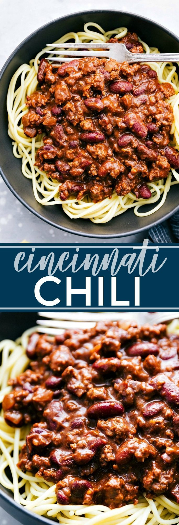 Skyline Copycat CINCINNATI CHILI!! via chelseasmessyapron.com
