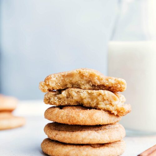 The Best Soft Chewy Snickerdoodle Cookies Chelseas Messy Apron