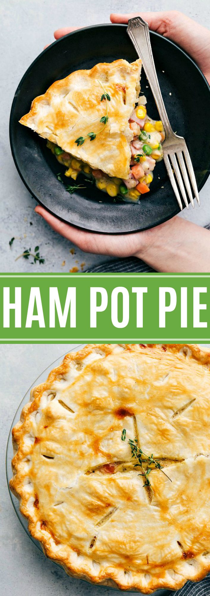 Ham Pot Pie Chelsea S Messy Apron