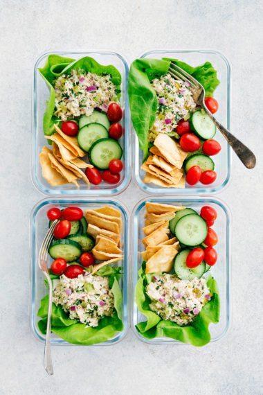 Meal Prep Tuna Salad